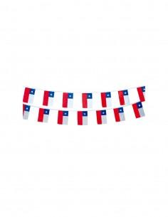 Guirnalda de banderas 20cm
