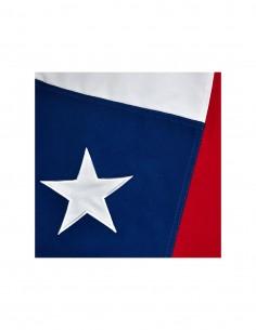 Bandera 140x210 est. bordada